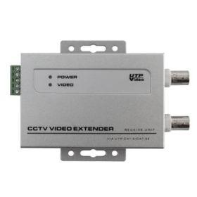 Balun receptor video activ pentru cablu UTP YLI UTP101AR