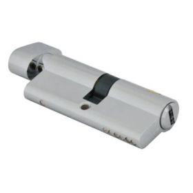 Yala electrica tip Bolt, monitorizare usa, temporizare si cilindru cu cheie , YB-600