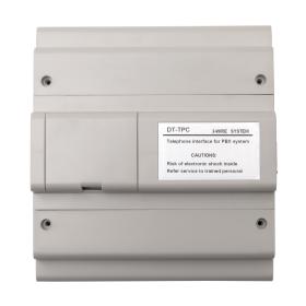 Convertor Interfon-Telefon DT-TPC cu conexiune pe 2 fire