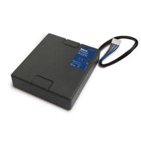 Baterie 24V cu incarcator integrat pentru automatizarile de porti Nice, PS324