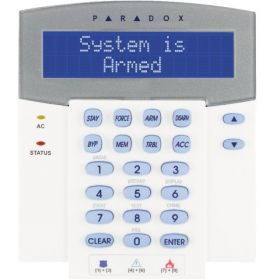 Tastatura Paradox LCD, 32 caractere K641LX