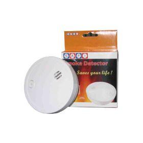 Detector optic autonom de fum cu buzzer, Wizmart NB-739