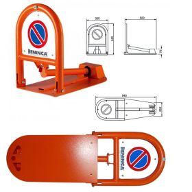 Sistem manual pentru blocare loc de parcare, Beninca VE.SOM