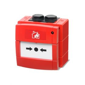 Buton manual de semnalizare incendiu, Bentel FC421CP