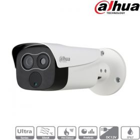 Camera supraveghere video IP termica hibrida, Dahua TPC-BF2120