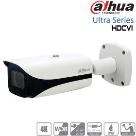 Camera supraveghere video HDCVI 4K, IR 100m, Dahua HAC-HFW3802E-Z