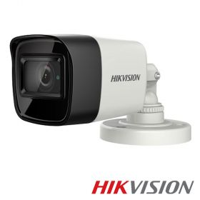 Camera supraveghere video 8MP, 4K, IR 30m, Hikvision DS-2CE16U1T-ITF