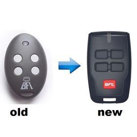 Telecomanda cu 4 butoane, BFT Mitto4