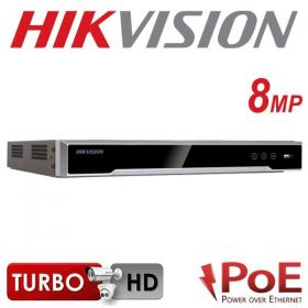 NVR 8 canale, Hikvision, DS-7608NI-K2