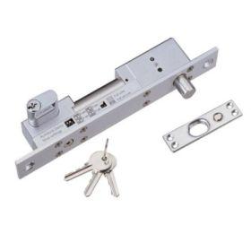 Mini bolt electric (fail-safe) cu actiune magnetica si cilindru cu cheie, SL-130U