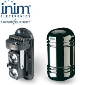 Bariera fotoelectrica cu IR, 2 spoturi, Inim, BD-D060