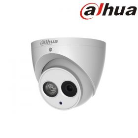 Camera supraveghere IP cu audio, 6 MP, IR 50 m, Dahua, IPC-HDW4631EM-ASE