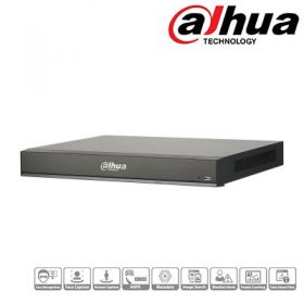 NVR 16 canale video IP, POE, rezolutie inregistrare 16 MP, Dahua NVR5216-16P-I