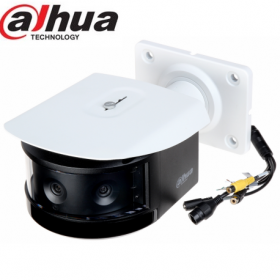 Camera de supraveghere IP, 2MP, IR 30 m, Dahua, IPC-PFW8601-A180