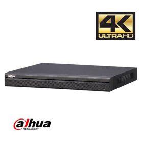 NVR 16 canale video IP, POE, rezolutie inregistrare 8MP, Dahua NVR4216-16P-4KS2