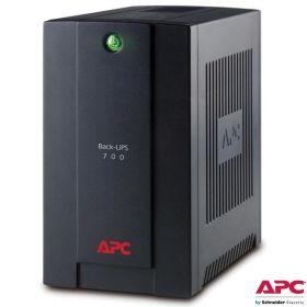 UPS 700 VA, 390 W, Line-interactive, APC, BX700U-GR