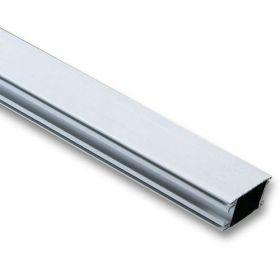 Bara din aluminiu vopsit in alb 36x73x4250mm Nice WA1