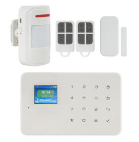 Kit alarma wireless, 99 zone KR-G18