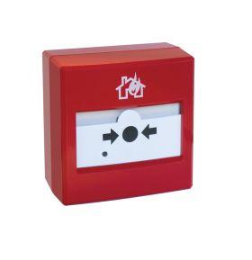 Buton manual de semnalizare incendiu adresabil, Enea EC0020
