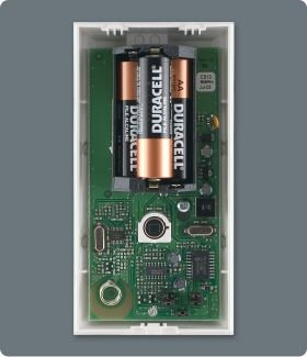 Detector miscare PIR wireless, Paradox PMD2P