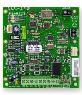 Modul de extensie radio receptor, Paradox, RTX3