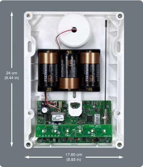 SIRENA radio de 100 db cu supervizare bi-direcţionala Paradox SR150