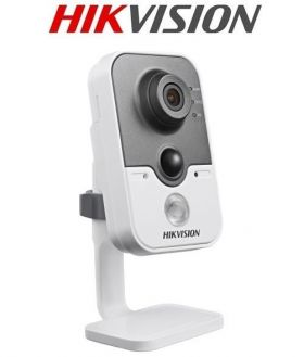 Camera supraveghere video IP cube, 2MP, Hikvision DS-2CD2420F-IW