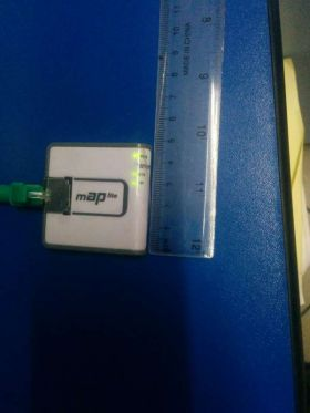 Router wireless miniatural Mikrotik mAP lite (RBmAPL-2nD)