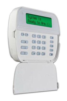Tastatura alarma DSC WT 5500 ALEXOR