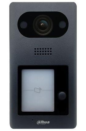 Post videointerfon IP Dahua VTO3211D-P cu 1 buton de acces exterior