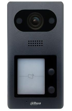 Post videointerfon IP Dahua VTO3211D-P cu 2 butoane de acces exterior