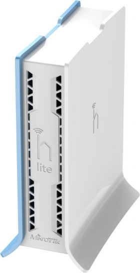 Router profesional Mikrotik hAP lite RB941-2nD-TC