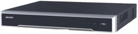 NVR 8 canale, 4K, PoE, Hikvision DS-7608NI-K2-8P